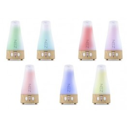 Essential Oil Diffuser With Rainbow Effect