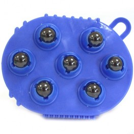 Anti Cellulite Massage Brush With Magnets