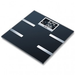 Diagnostic Bathroom Scales with Bluetooth Smart and Health Manager