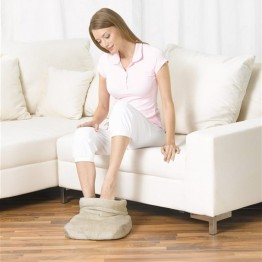 Electric Foot Warmer with Shiatsu Massage