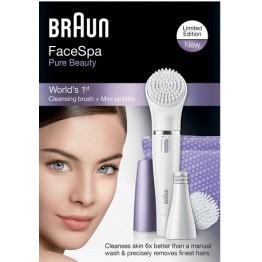 Braun Face Cleansing and Epilator Set