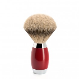 Shaving Brush With Chinese Lacquer