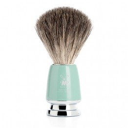 Mint Coloured Shaving Brush