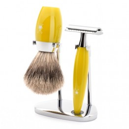 KOSMO Fusion 3- Piece Citrine Shaving set
