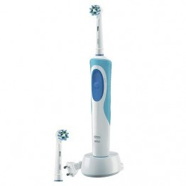 Oral B Vitality Plus Cross Action Rechargeable Electric Toothbrush
